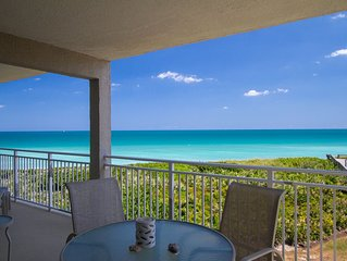 DIRECT OCEANFRONT Condo With Great Views and Large Balcony