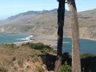 Sweeping Vistas Of The Ocean, Beach And Russian River ~ Plus A Cute, Cozy Cabin