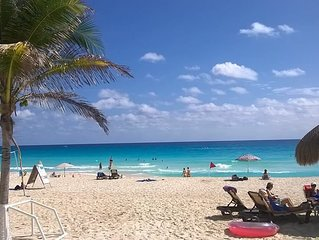 Modern & Large Villa Located On Caribbean Beach