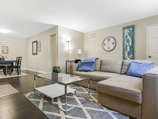 Spectacular Apt In Silicon Valley. Near Tech Companies. Fully Stocked Amenities