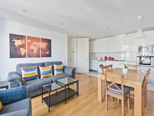 3 Bedroom Apartment in Dublin Docklands
