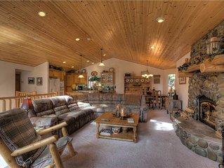 Pete's Place: 4 BR / 2.5 BA house/cabin in Tahoe Vista, Sleeps 8