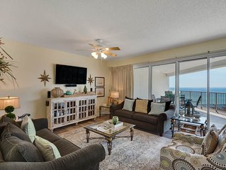 Warm, welcoming condo at TOPS'L! Washer/dryer in-unit! Fitness center and pools