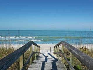 Clean & New-Top Floor-Walk to the Beach- Pet Friendly- Weekly & Monthly Pricing