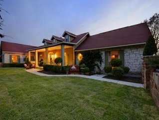 Elegance And Comfort With Our 4000 Sq Ft. Home On 5 Acres ~ Minutes From Austin