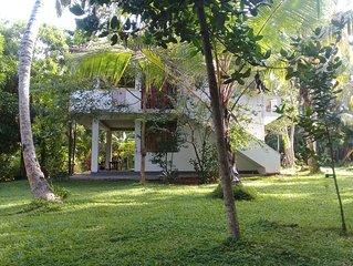 Nature Villa Yasmin Set On The Large Garden Enjoy Seat  And Seen Wild life Wild
