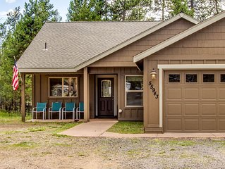 Delightful*Great Location*Comfortable*Pet Friendly*Quick Drive to Cascade Lakes
