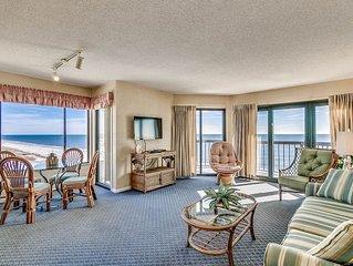 Excellent Oceanfront 2 Bedroom Crescent Tower II Condo