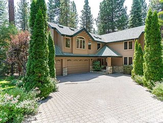 835 Freels Peak: 5 BR / 4 BA house in Incline Village, Sleeps 12