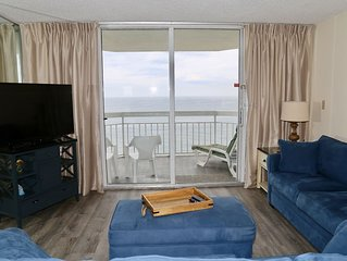 Spectacular Ocean View 1Br/2Ba Water's Edge