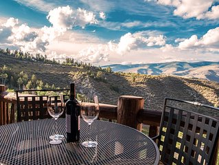 West Wing Penthouse · Palatial 4BR Luxury Ritz-Carlton Bachelor Gulch