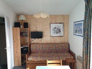 Appartement 2 pièces, 6 personnes La Rosière 1850