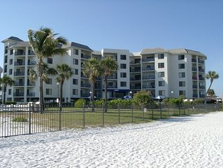 Ultimate St Pete Beach Front Rental Condo #405 ** ASK about our $PECIAL$ *