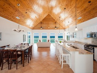 Hilltime: Rum Point Villa w/Pool, Wide Beach, & Bedroom Terraces