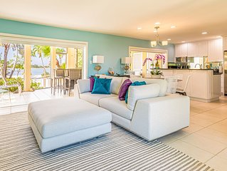The Kai Life: Waterfront Oasis Within Walking Distance to Rum Point Beach & The