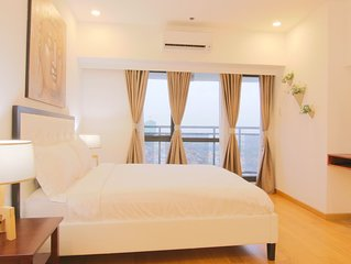 2 Bedroom at HighEnd Milano! Makati+50Mbps+Netflix