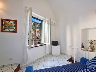 Lovely apartment with nice view in the centre of Amalfi