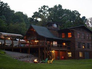 The Lodge on Elk Creek Lake