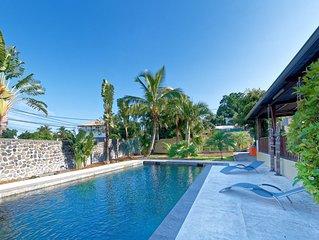 Proche des commodités, Ravine des cabris, villa des Palmes, spacieuse et moderne
