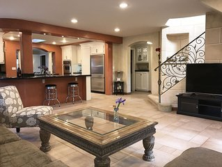 LOCATION, LOCATION!  Beautiful, Relaxing & Spacious Home in Sherman Oaks Village