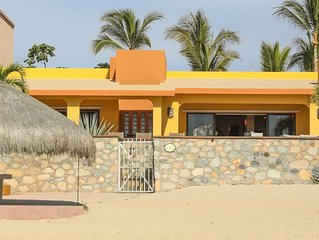 Best Location On the Beach In Downtown Los Barriles