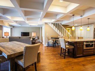 Short Walk to Riverfront Gondola & Bus Stop to Vail & Beaver Crk, 2 Master Suite