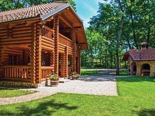 4 Zimmer Unterkunft in Moravske Toplice