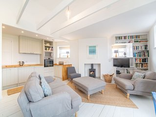 Fig Cottage is a traditional cottage with a modern twist