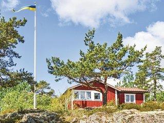 2 Zimmer Unterkunft in Åkersberga