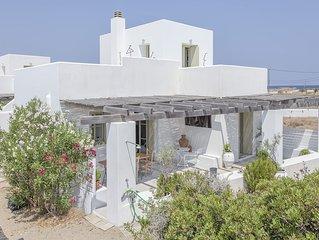 Maison exceptionnelle sur plage