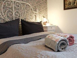 Apartment 'Old Rose' - neue FeWo im Herzen von Garmisch am Kurpark