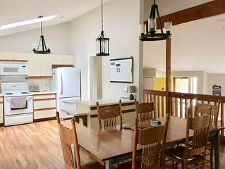 NEW Listing - Charming & Spacious Cottage in Huron Woods