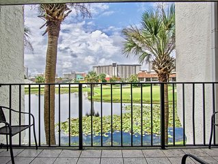 2 Beds, 3 Baths, Sleeps 8 - NOT a GULF FRONT UNIT