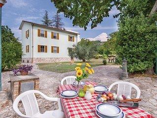 3 Zimmer Unterkunft in Spoleto -PG-