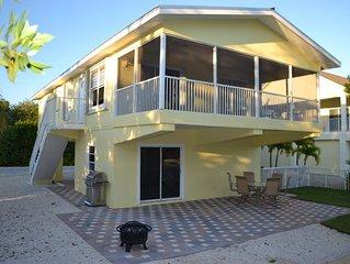 Bayside Home With Dock!