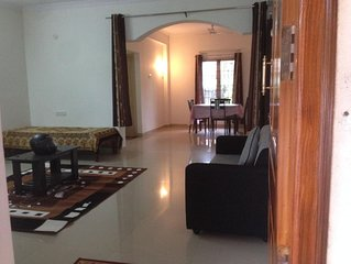 2bhk fully furnished apartment CNSSK service apartments