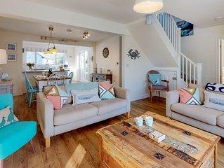 Crab Cottage - Three Bedroom House, Sleeps 6
