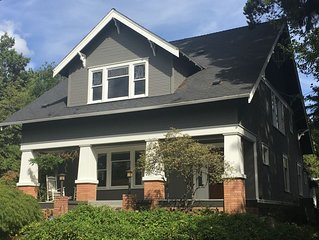 Historic Forest Grove Craftsman Home Just 5 Blocks From Pacific University