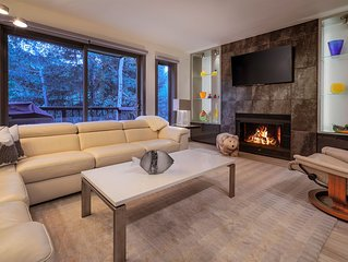 New listing in Creekside Condominiums. Ski-in; ski-out; 2bed.3bath; sleeps 6