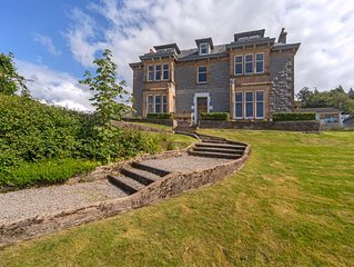 The Drury-Oban (Scotland) - sleeps 22 guests  in 11 bedrooms