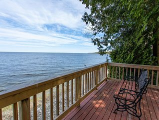 Charming Door County Cabin on the Bay!