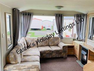 3 Bedroom Caravan Whitley Bay Holiday Park