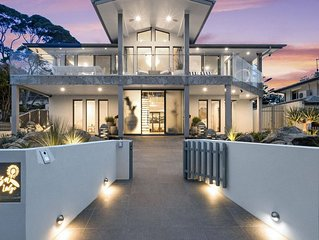 Mimosa :: Pure luxury at Hyams Beach