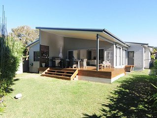 Beach Bliss :: Modern 3 bedroom home close to Nelsons Beach