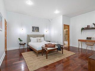 The Skylight Duplex - 2-Bedroom 2-Bathroom