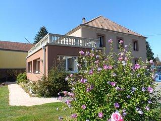 Maison Curiale à Montreux-Château