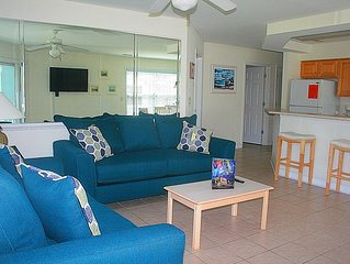 Family Friendly 2 bedroom, 2 bath, Full Kitchen with great resort amenities(2304