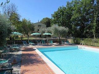 Ferienwohnung Residence Il Montaleo (CMT224) in Casale Marittimo - 6 Personen, 2