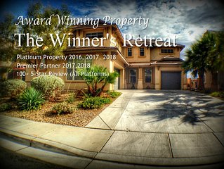 Fabulous Award Winning 5-Star Property, Theater, Game Room, High End Furnishings