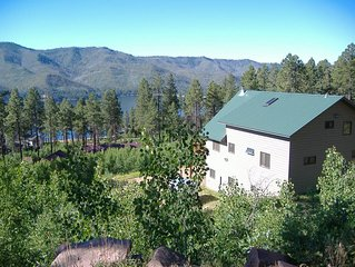 $150 NIGHTLY FALL AND WINTER DEALS ~ Lovely Vallecito Lake Home Near Durango